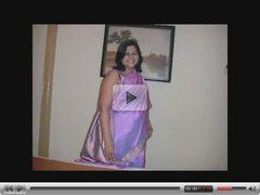 Tamil Indian aunt