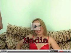 Nadia Asslicking Rimjob