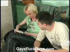 Randolph&Rudolf gay/straight sex scene