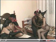 Halloween Orgy - 5