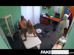Fake Hospital - Internal creampie medicine