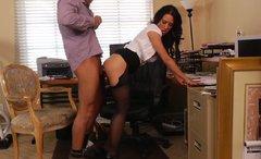 порно в офисных юбках