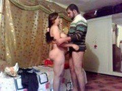 عراقية صاكة تخبل hot iraqi slut
