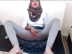 Hijab Skype