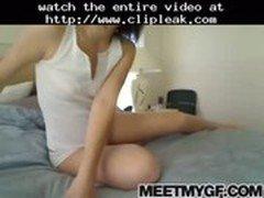 Hot Webcam Babe Fucked Hard