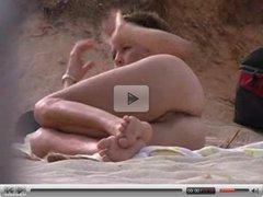 nudist ecarte