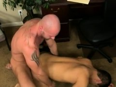 Gay sex fucking teacher with boy Pervy manager Mitch