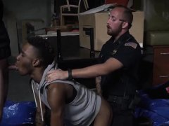 Tailor cop fuck gay Breaking and Entering Leads to a Hard