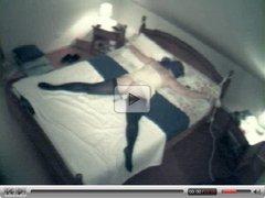 horny wife masturbates hidden cam - csm