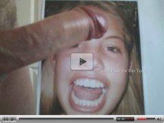 Cum Request 32: Cum Paste for Her Teeth